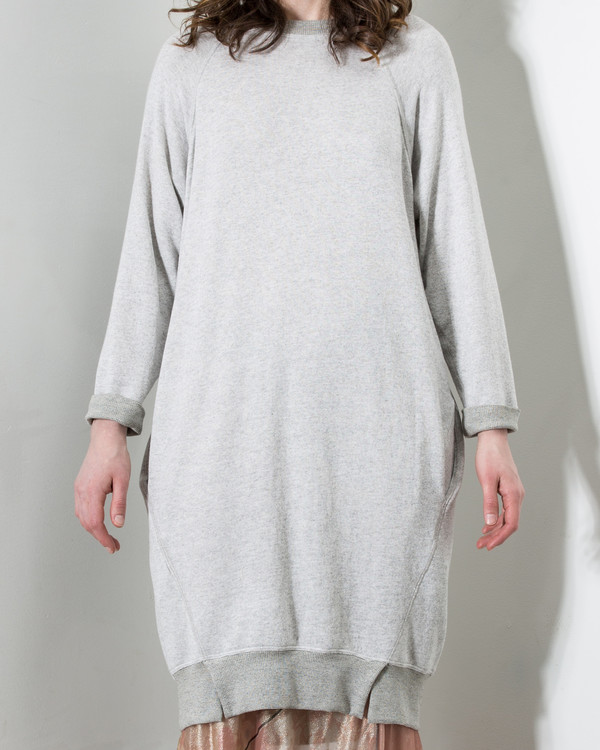 34N 118W Sweatshirt Dress
