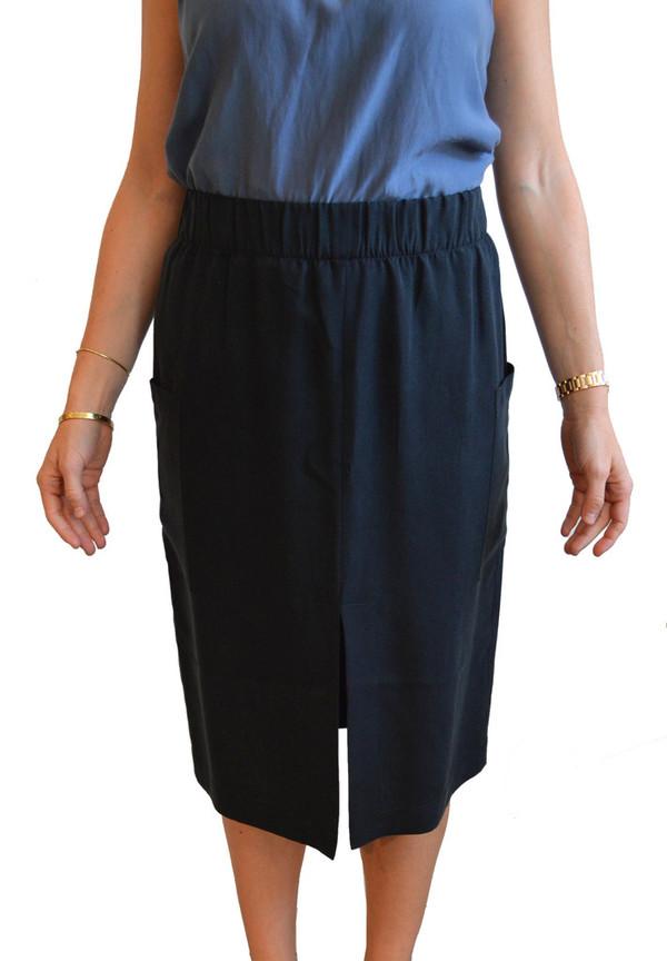 Babe Slit Skirt