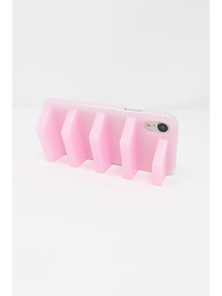 Kame Geta iPhone XR Case - Translucent Blush