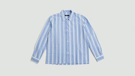Mfpen Lab Shirt - Blue/White