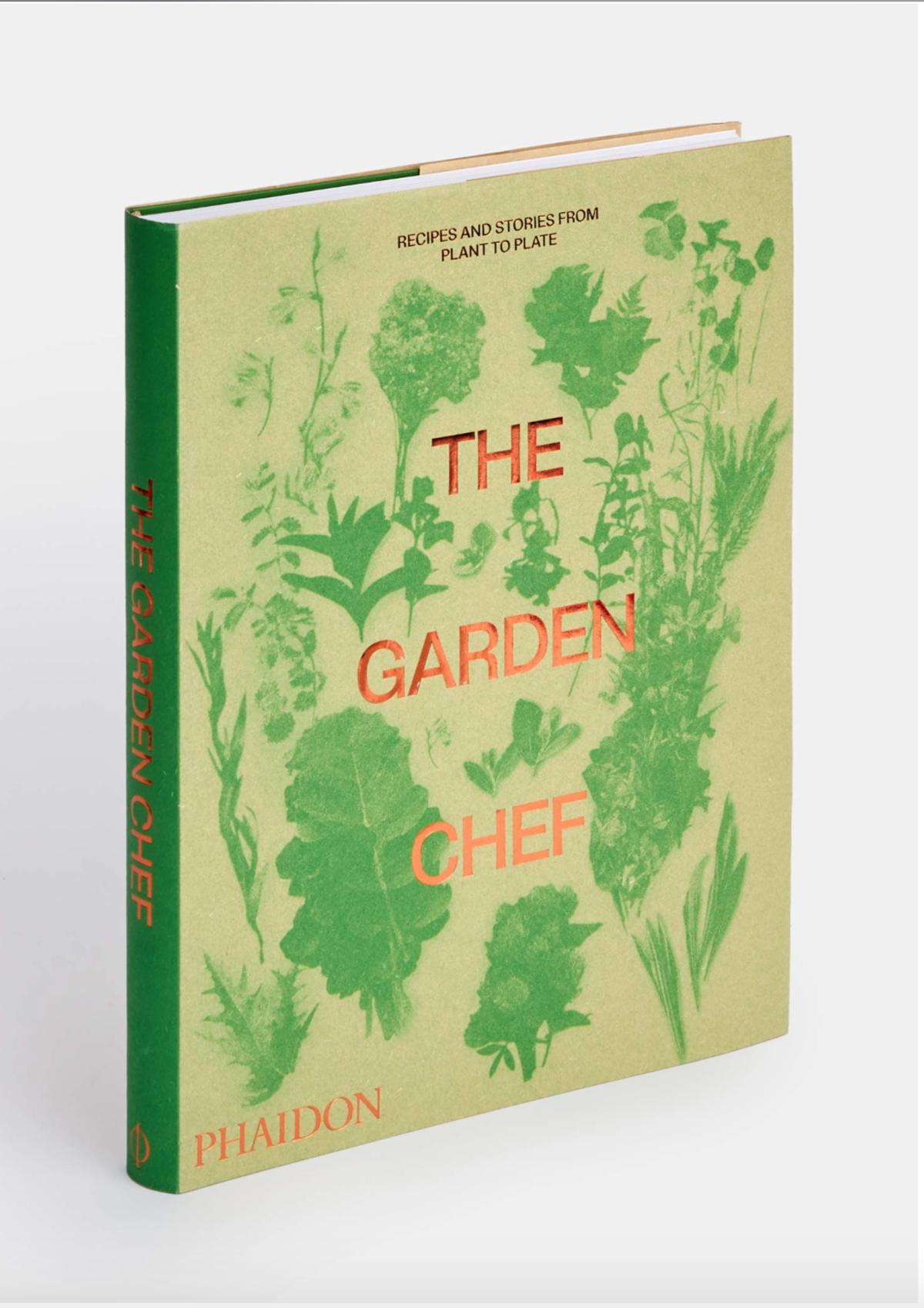 Phaidon The Garden Chef Hardcover Book