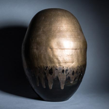 Ryan McDonald Golden Egg Vessel