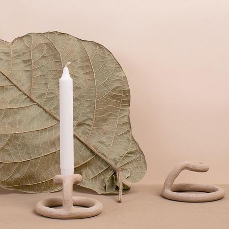 Sin Uni Candlestick