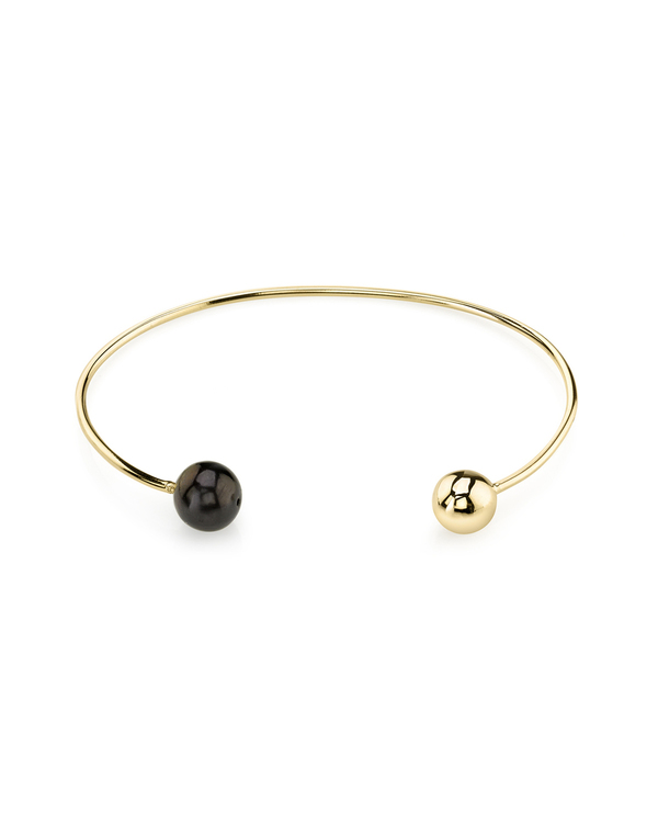 Gabriela Artigas Orbit Cuff in Gold