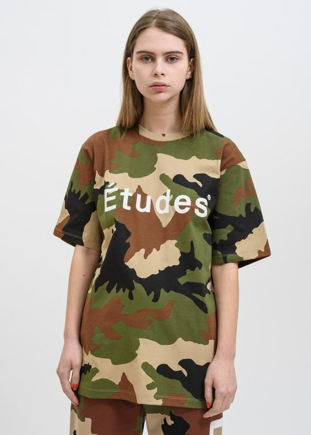 Études Studio Wonder Etudes T-Shirt - Camo