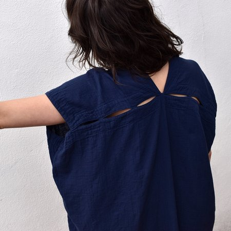 Atelier Delphine Crescent Dress - Midnight