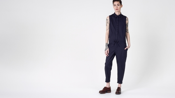 Lucca Couture x Wildfang The Coddington Coveralls