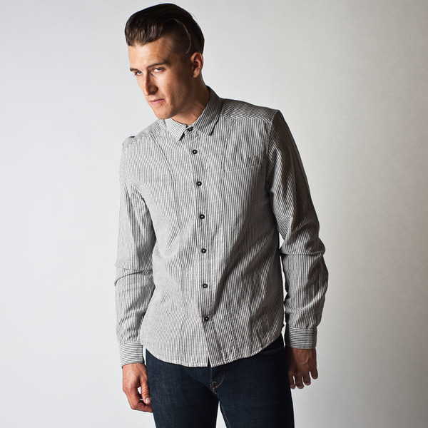 Men's Wolf & Man Oryan Shirt