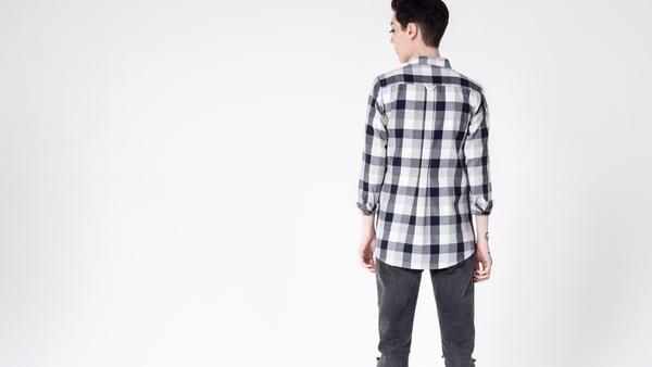 Peau de Loup for Wildfang The Mace Shirt