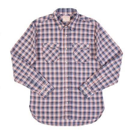 Freenote Cloth Freenote Lancaster Shirt - Peach