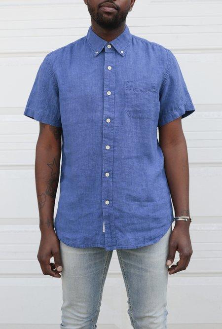 Grayers Paloma Sun Washed Linen SS Shirt