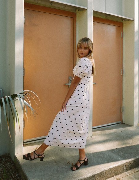 Ajaie Alaie Anda Dress - Polka Dot