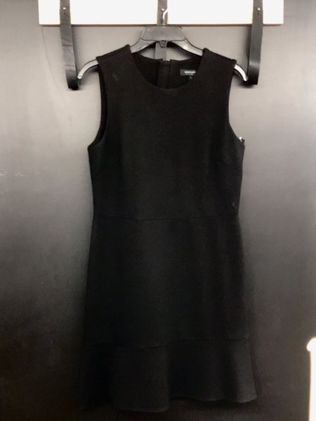 Margaret M Amanda Dress - Black