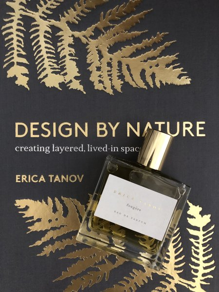 Erica Tanov the fougère & design by nature set perfume