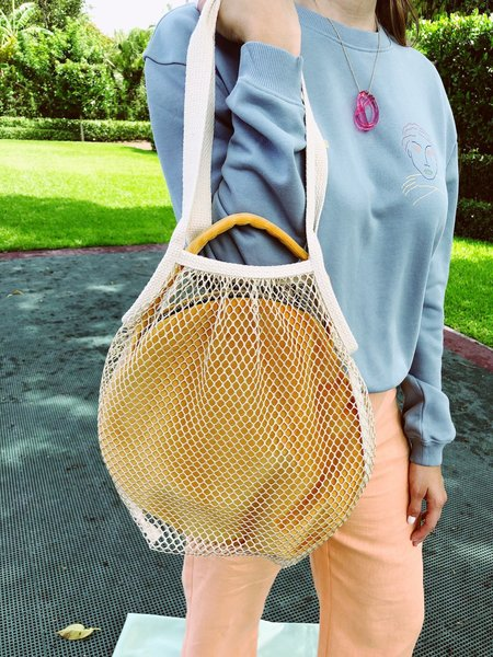 Lotfi Darya Bag - Natural/Miel