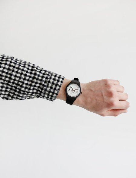 Savnac Savnac Fab 4 Wristwatch - black