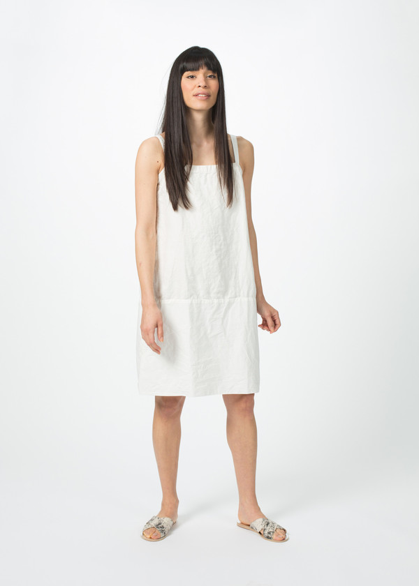 Dosa Two Tone Tank Dress