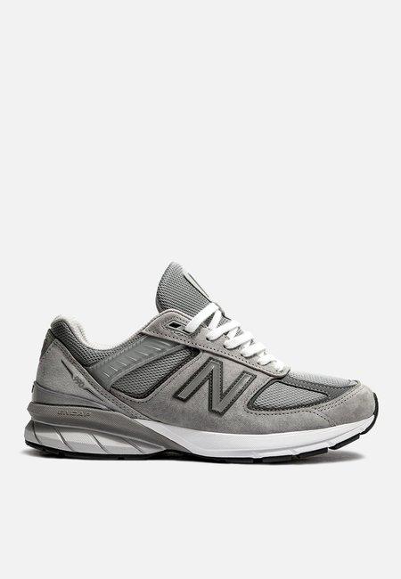 New Balance Womens 990v5 sneakers - Grey/Castlerock