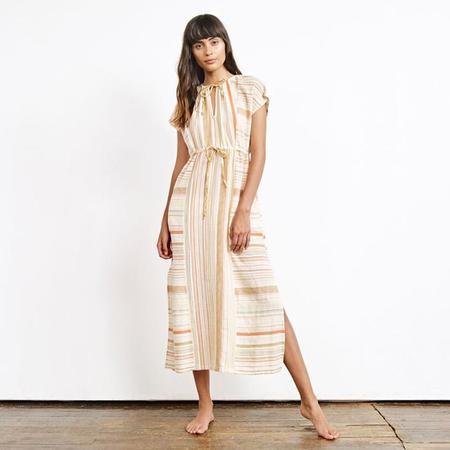 Ace & Jig Isla Dress - Ray Cream Stripes
