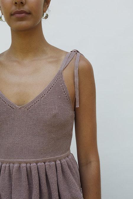 ELEVEN SIX Mali Sweater Cami - mauve