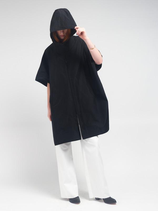 Unisex Uniforms For The Dedicated Sancho Poncho Black