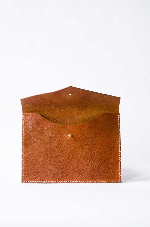 Farrell & Co. Large Clutch