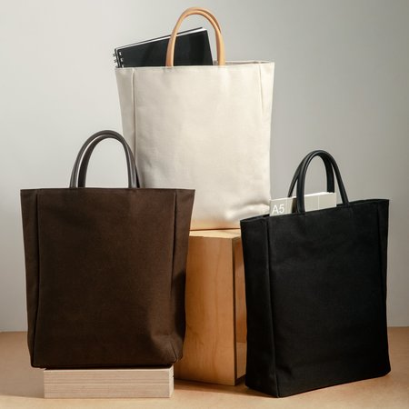 Poketo Essential Tote - Brown