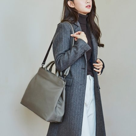 Poketo Executive Bag - Olive