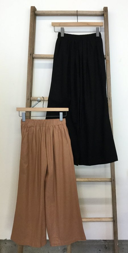 Ozma Crop wide leg pant