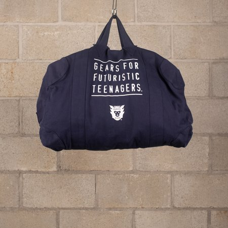 Human Made Officer Bag - Navy