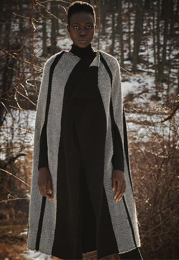 VOZ Apparel Lineas Cloak