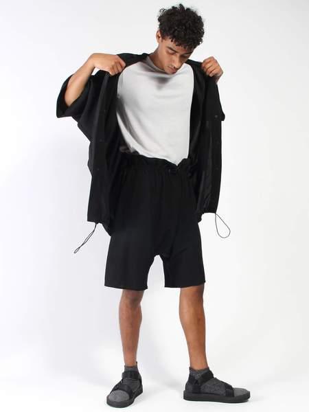 Anntian Big Vest Jacket - Black