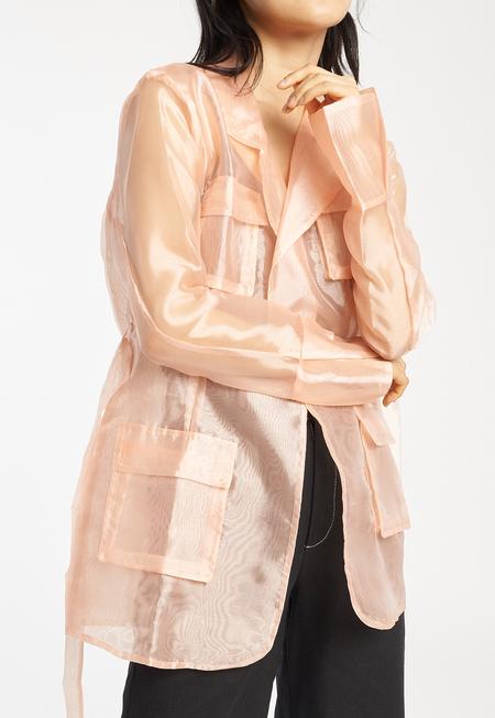 Aéryne Felicie Jacket - Mauve