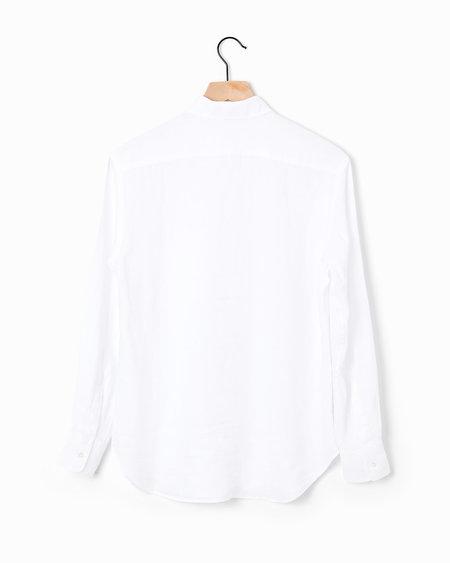 Aspesi Linen Blouse - White