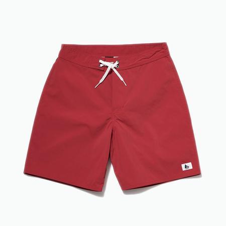 Unisex Goldwin Surf Shorts - Red