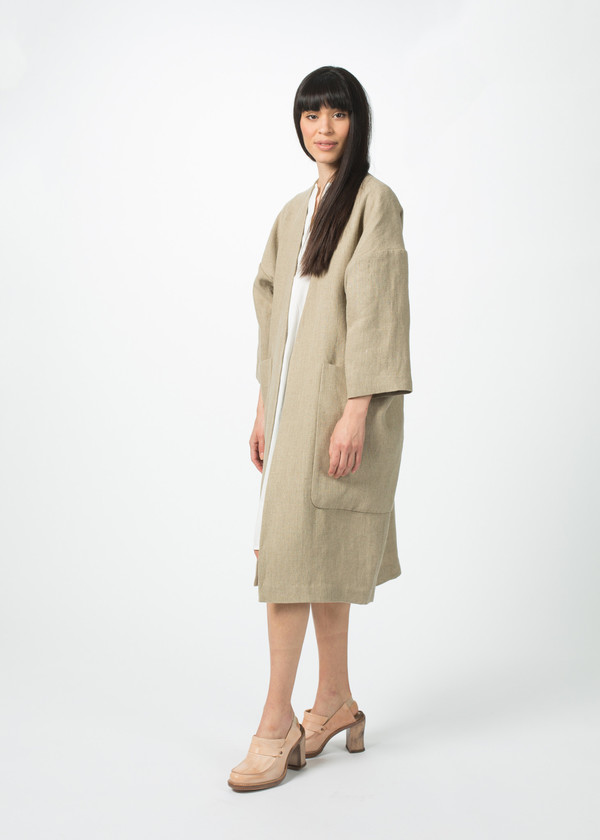 A Détacher Clyde Coat