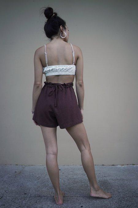 Here. Drawstring Vintage Shorts