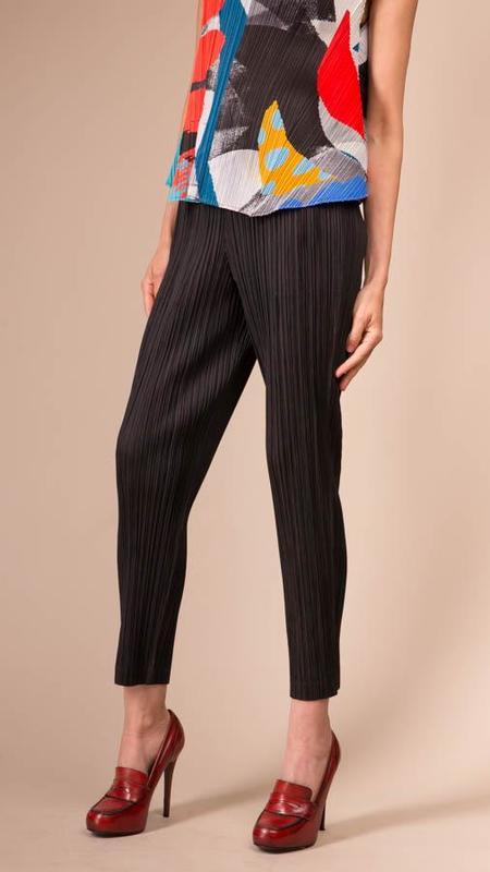 Issey Miyake Pleats Please Pants - Black