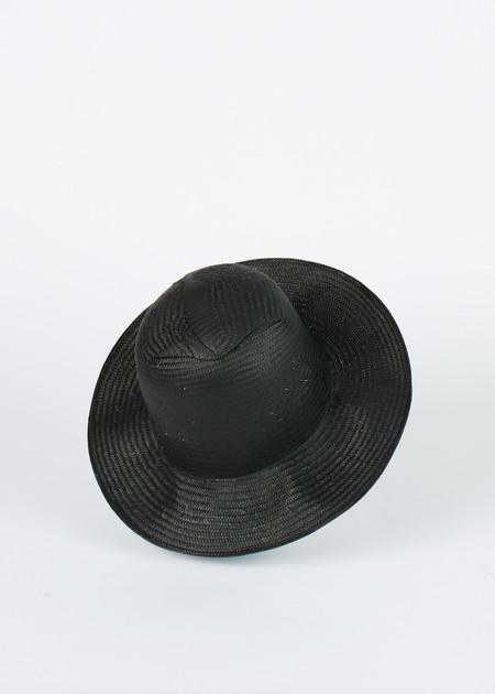 Reinhard Plank TBR Spiga Hat - Black
