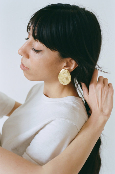 doucement lucy earrings petite