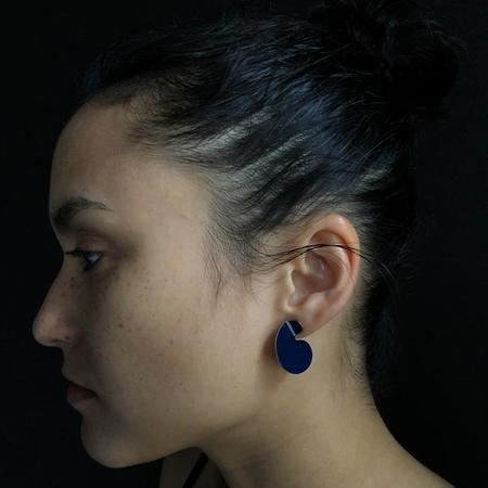 Fay Andrada Papu Small Earring - Blue