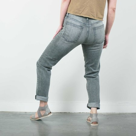Father's Daughter LA Ally High Rise Tapered - Smoulder