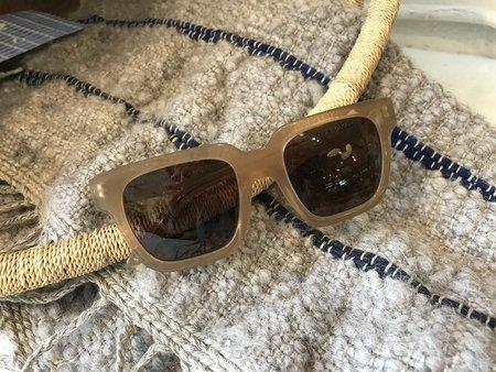 CARLA COLOUR Jarvus eyewear - Malt/Sienna