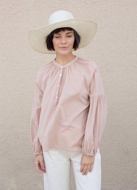 Lindsay Robinson Field Blouse - Rose
