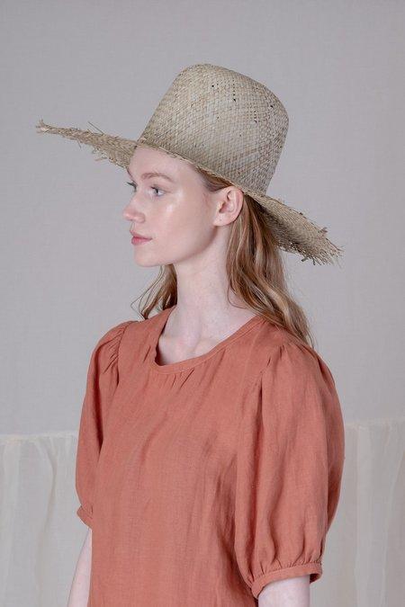 Brookes Boswell FRINGE HAT