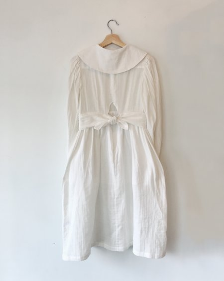 Samantha Pleet Ghost Dress - Ivory