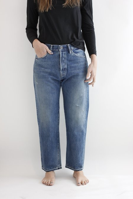 Chimala Used Ankle Cut Jeans
