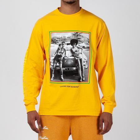 Metropolitan Uptown Long Sleeve T-shirt - Yellow