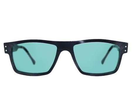 Tipton Luther VINYL eyewear - BLACK