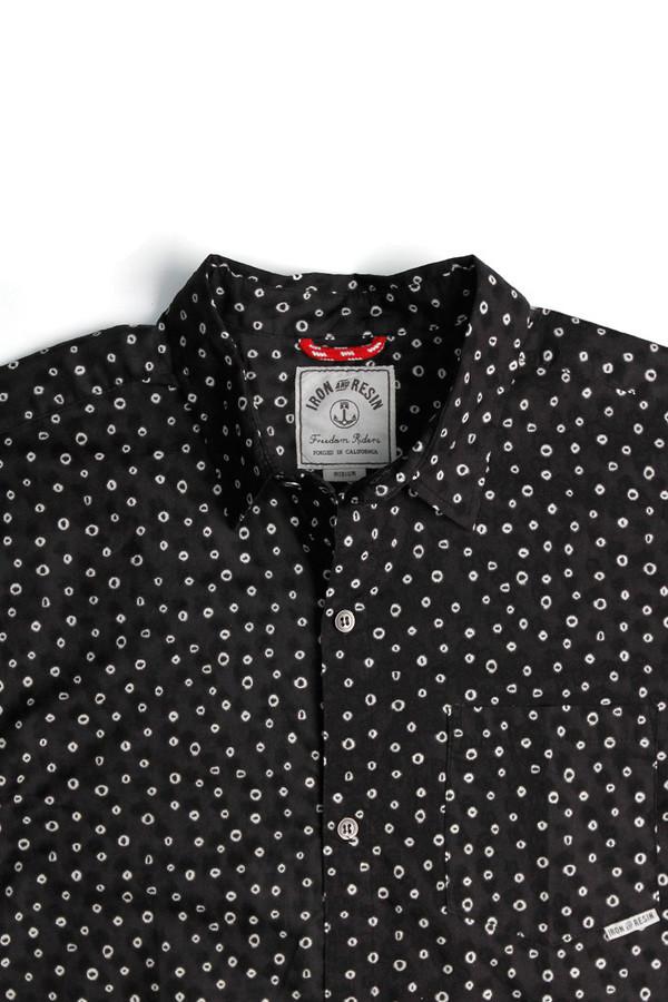 Iron & Resin Sensei Shirt Black